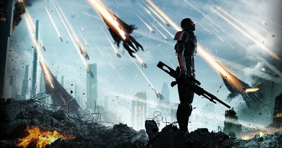 Mass Effect 3 Demo Footage