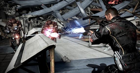 'Mass Effect 3' Demo Impressions