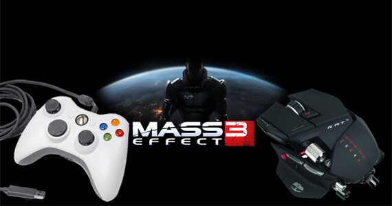 Why the PC Version of 'Mass Effect 3' Does Not Support Gamepads