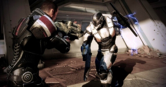 E3 2011: 'Mass Effect 3' Gameplay Demo
