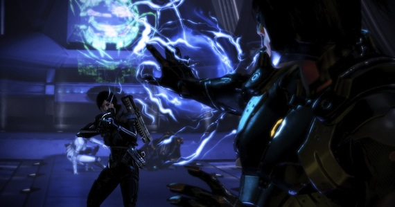 'Mass Effect 3' Earth DLC: First Images and New Classes Detailed