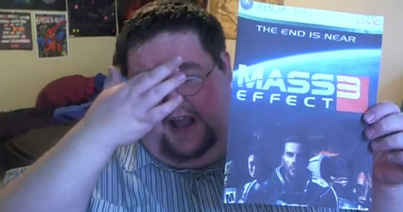 'Mass Effect 3' Ending Has Massive Effect on This Guy's Emotions