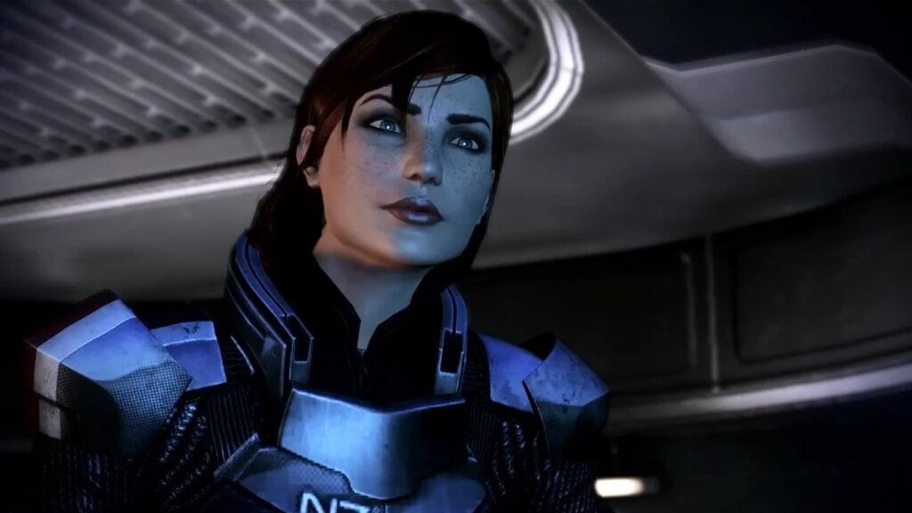 'Mass Effect 3' Female Shepard Trailer