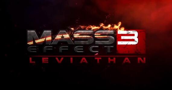 'Mass Effect 3' Leviathan DLC Trailer