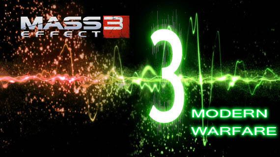 Mass Effect 3 and Modern Warfare 3 Reveals Next Month