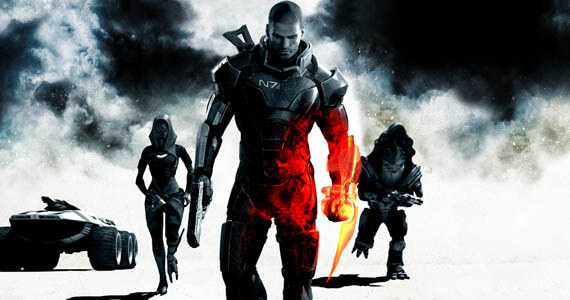 Battlefield 3 Gets Minor Update & Epic 'Mass Effect 3' Deal [Updated]