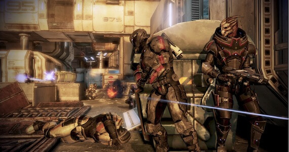 'Mass Effect 3' Multiplayer Update: New Challenges & Stat Tracking