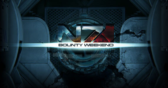 Mass Effect 3: One-Year Anniversary & Extended Multiplayer Event