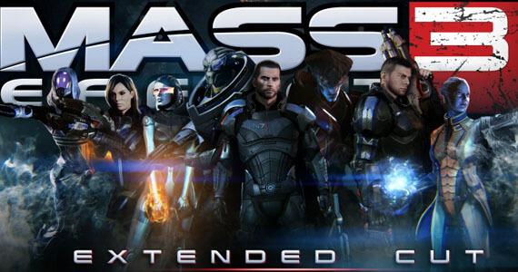 Mass Effect 3 Needs Extended Cut