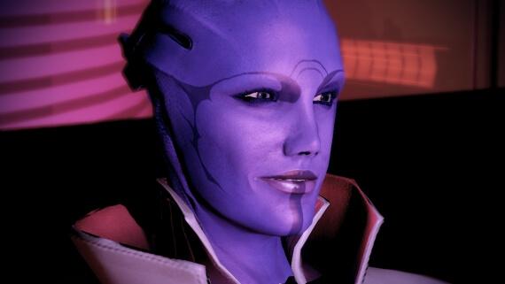 Mass Effect 3 Omega Aria