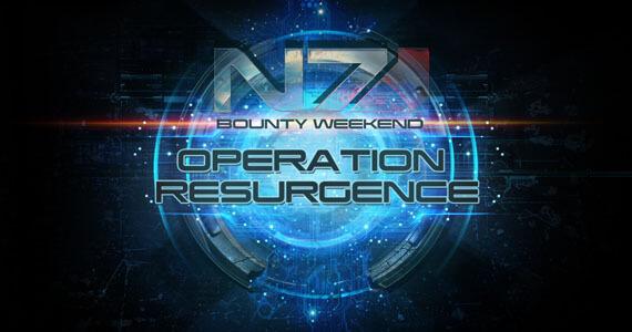 Mass Effect 3 Operation Resurgence