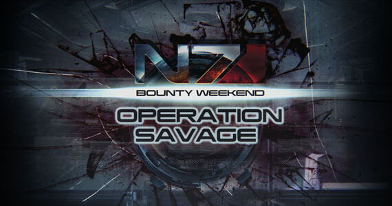 Mass Effect 3's 'Operation Savage' Multiplayer Event Requires a Killing Spree