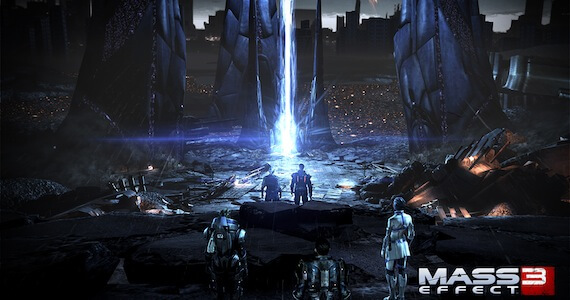 Mass Effect 3 Positive Ending Discussion - Final Choice