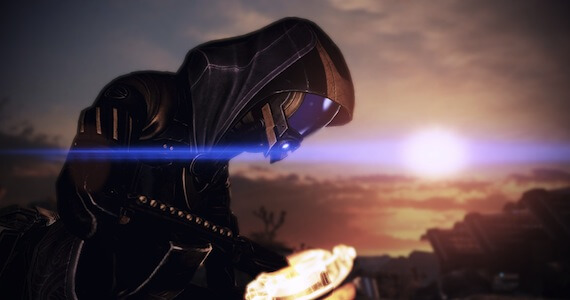 Mass Effect 3 Positive Ending Discussion - Tali Mission
