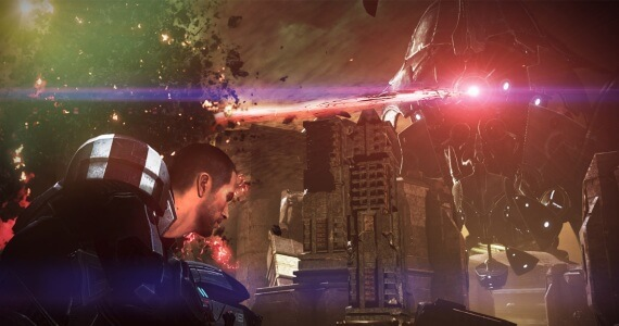 Mass Effect 3 Reaper Invasion