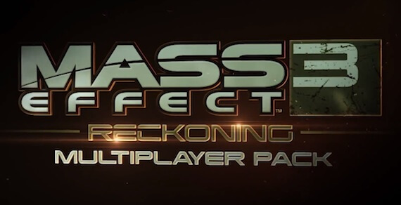 Mass Effect 3 Reckoning DLC Launch Trailer