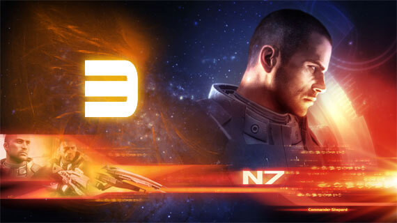Mass Effect 3 Trailer Revealed at Spike VGAs