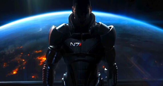 Mass Effect 3 Spoilers and Ending Explained