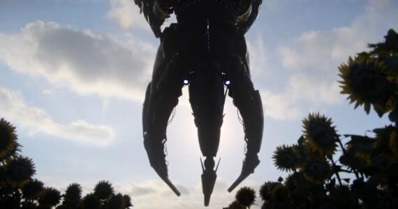 Full 'Take Earth Back' Trailer for 'Mass Effect 3'