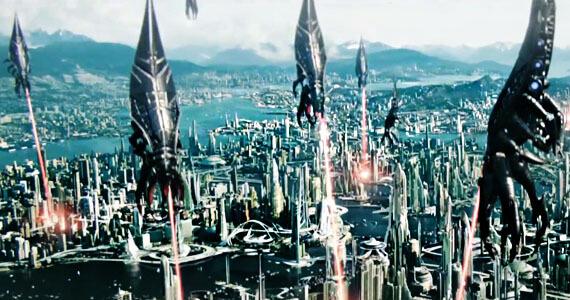 Extended 'Take Earth Back' Trailer for 'Mass Effect 3'