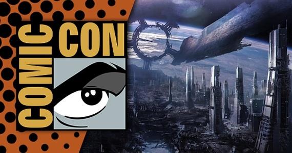 Mass Effect Comic-Con Panel