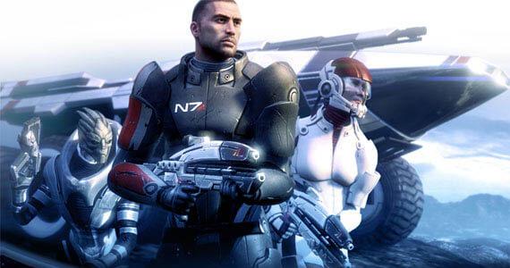 Mass Effect 4 MMO