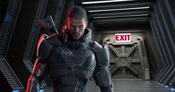 BioWare 'Doesn't Want Shepard' in 'Mass Effect 4'