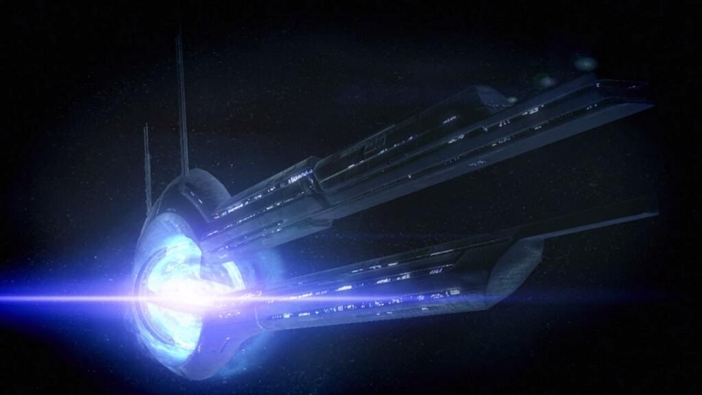BioWare's Casey Hudson May Make 'Mass Effect 4' a Prequel