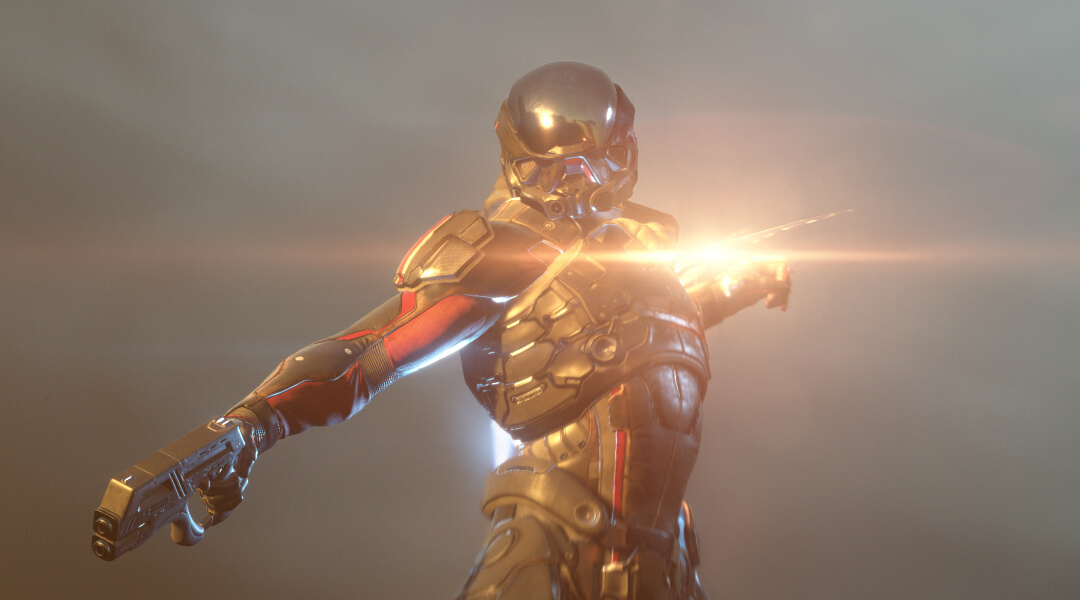 Mass Effect: Andromeda Not Being Planned for Nintendo Switch