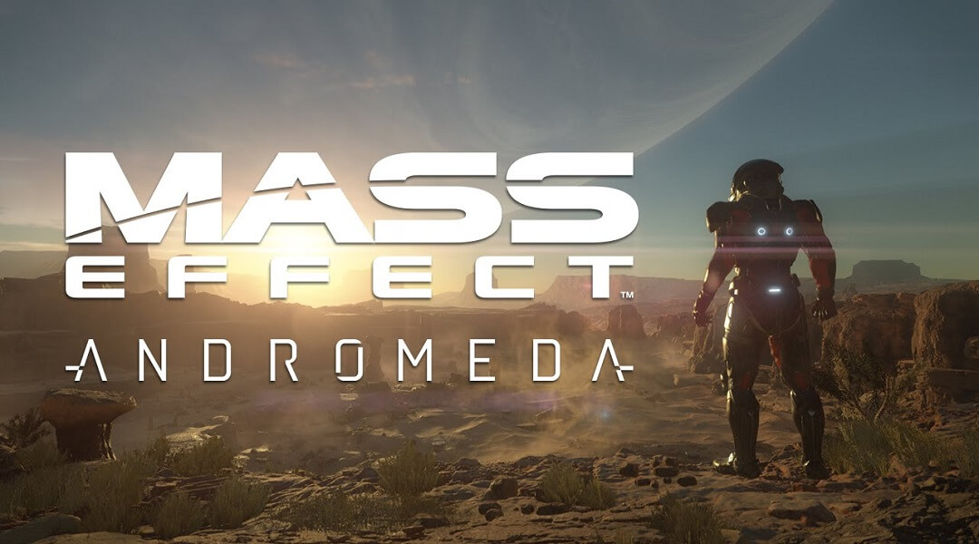 Mass Effect Andromeda Release Date Accidentally Leaked