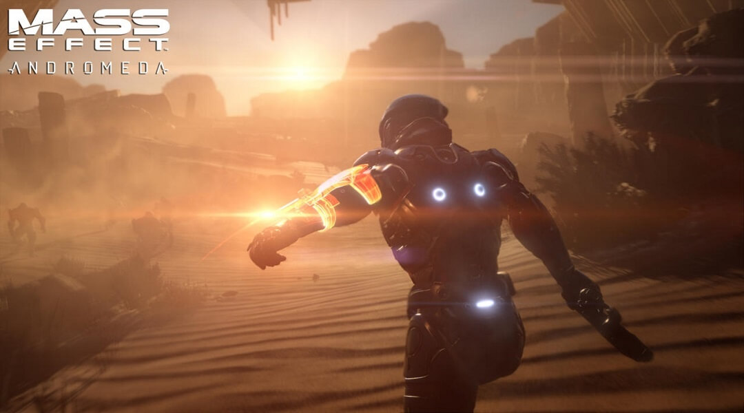 Mass Effect: Andromeda Adds Crafting System and Melee Weapons