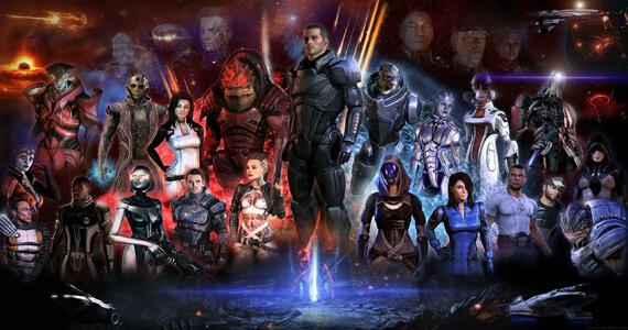 BioWare Developers Discuss 'Mass Effect' Character Spinoffs & Prequel Ideas