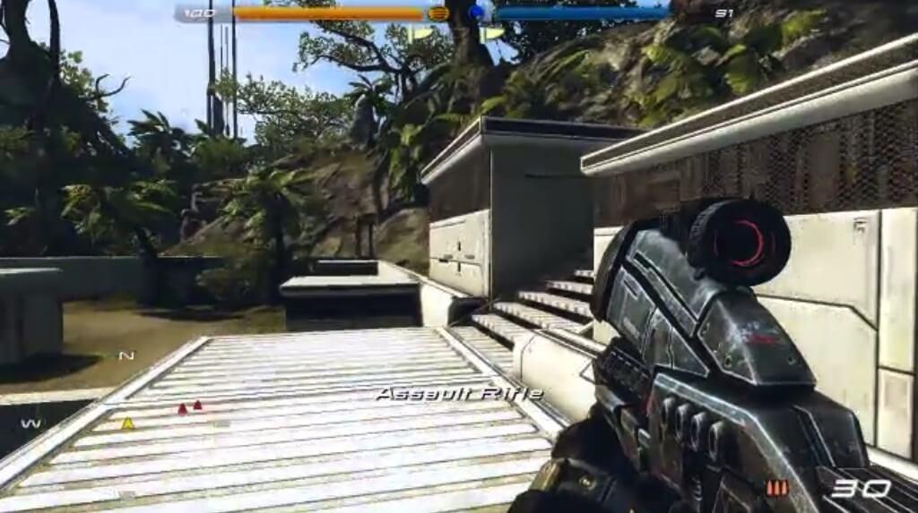 'Mass Effect' First Person Shooter 'Team Assault' Screenshots; Still Canceled