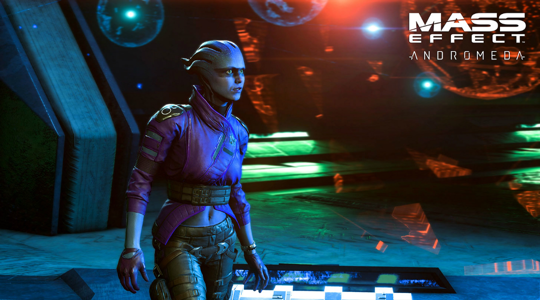 Mass Effect Andromeda: BioWare Explains 'Softcore Porn' Comments