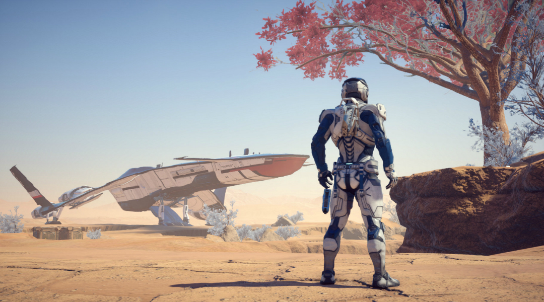 Mass Effect: Andromeda Could Be Longer Than ME3, Is 'Very Beginner Friendly'