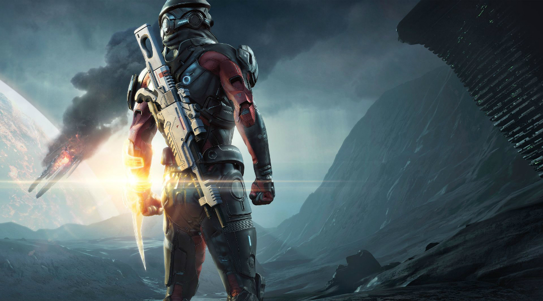 Mass Effect: Andromeda Dev Has 'No Plans' for Project Scorpio Improvements