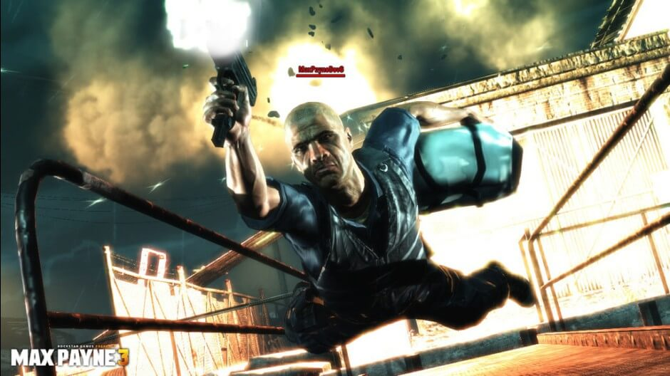 New 'Max Payne 3′ Screenshots Showcase Multiplayer