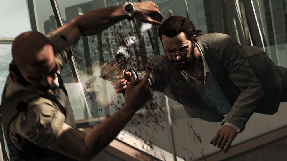 Max Payne 3 Review Bullet Time