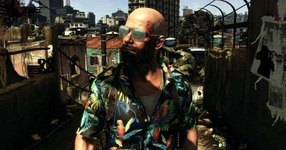 New 'Max Payne 3' Trailer Reveals Max's Dark Journey