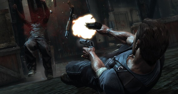 Max Payne 3 Video Series Bullet Time