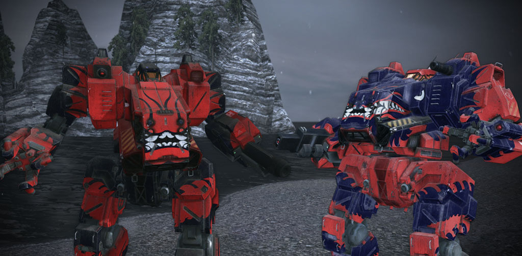 Huge 'MechWarrior Online' Update Adds New Map, Mode & Mechs