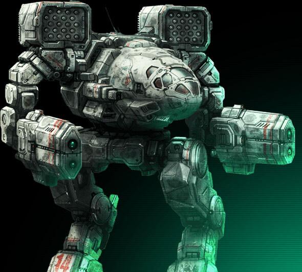 MechWarrior Online: Clan Invasion