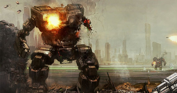 MechWarrior Online Preview: The Good, The Bad, The Awesome