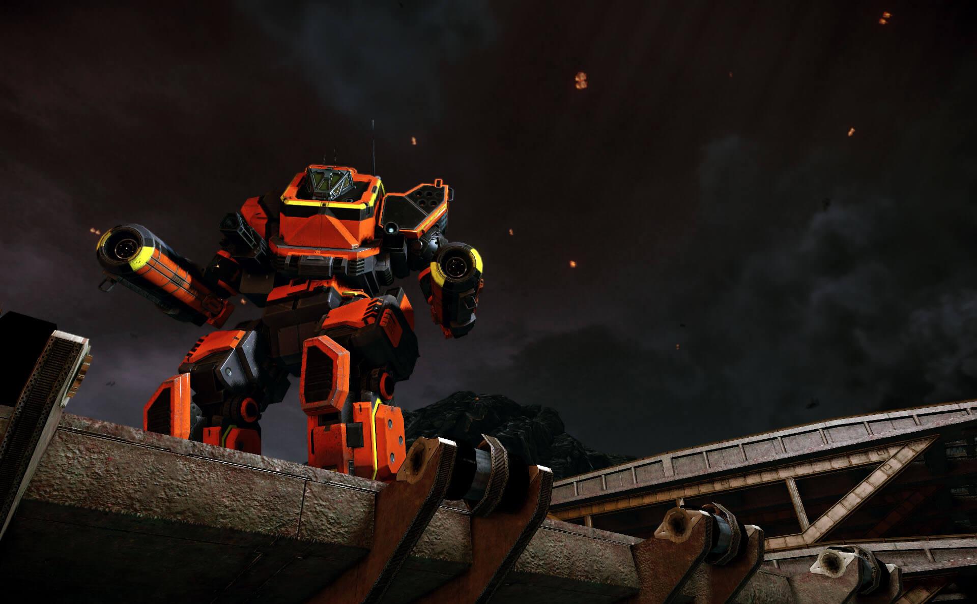 MechWarrior Online (Protector)
