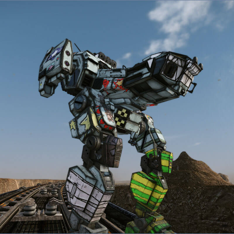 MechWarrior Online: Sarah's Mech & Last Day For Project Phoenix [Updated]