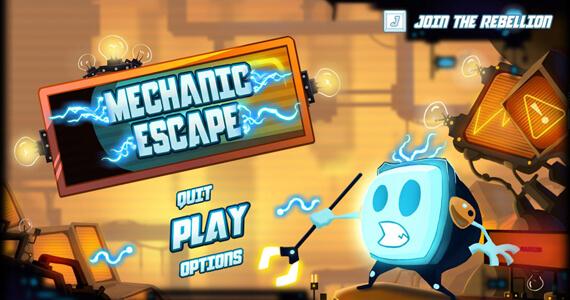 Mechanic Escape Titles