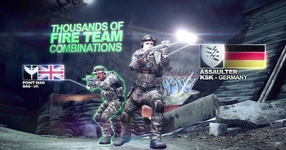 Medal of Honor Warfighter Beta Trailer
