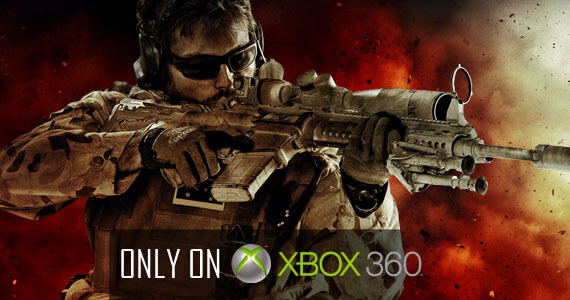 Medal of Honor Warfighter Multiplayer Beta