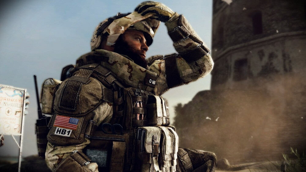 'Medal of Honor: Warfighter' Campaign Trailer Unravels Preacher