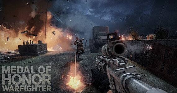 Medal of Honor Warfighter Review - Gameplay
